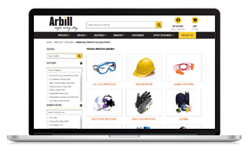 Airbill launches new ecommerce site with the help of Unilog