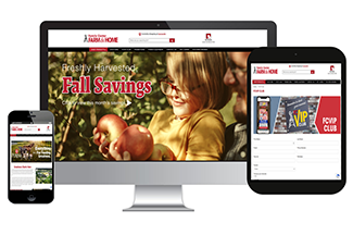 Family Center Farm and Home launches new ecommerce site with the help of Unilog
