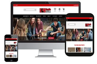 HomCo Lumber launches new ecommerce site with the help of Unilog