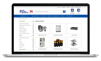 Revere Electric Supply launched their new website with the help of Unilog