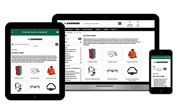 Safeware launches new ecommerce site with the help of Unilog