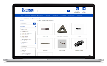 Summers Industrial Supply launches new ecommerce site with the help of Unilog