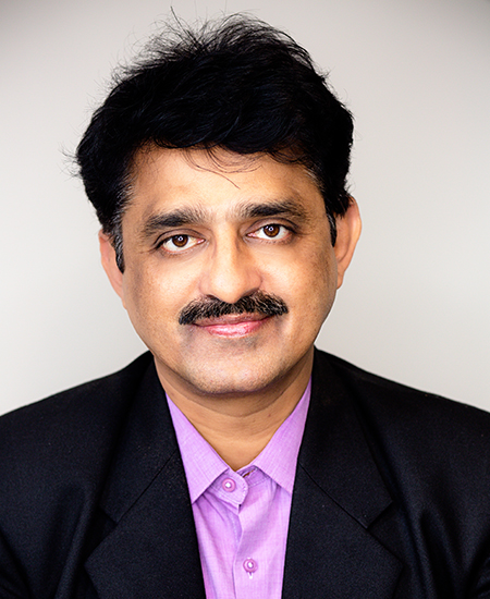 Raghavendra G S, Managing Director India Operations - Unilog Leadership