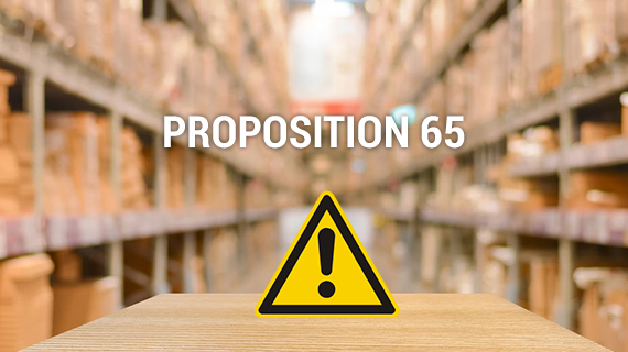 what is proposition 65?
