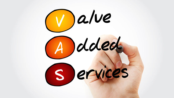 Jonathan Bein and Ian Heller of Distribution Strategy Group survey on Value added services